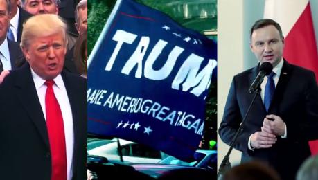 Mamy spot promujący wizytę Trumpa w Polsce Polska była wspaniałym przyjacielem Ameryki