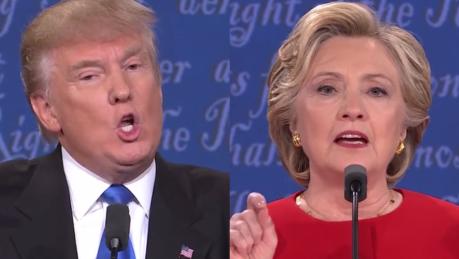 Trump Jesteśmy krajem Trzeciego Świata Clinton Byłoby inaczej gdybyś płacił podatki