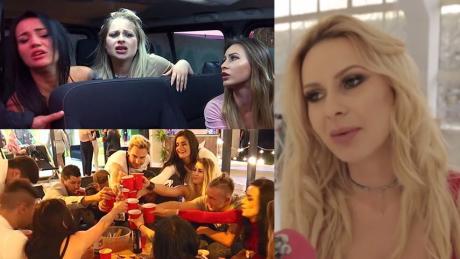 Mała Ania reklamuje Warsaw Shore Tylu dramatów i szczęścia jeszcze nigdy nie było