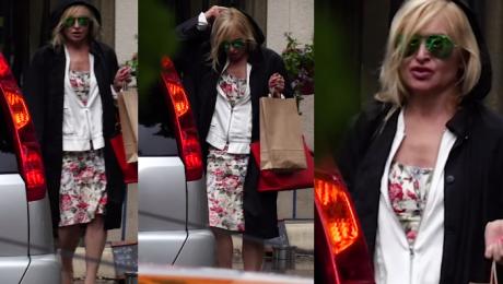 Monika Olejnik wstydzi się swoich włosów WIDEO