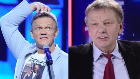 Gwiazda kabaretu wyśmiewa Pazurę TAK MI GO SZKODA Jest teraz wszędzie i myśli że jest dobry