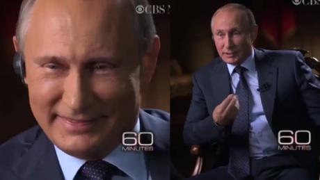 Putin ociepla wizerunek NIE JESTEM CAREM