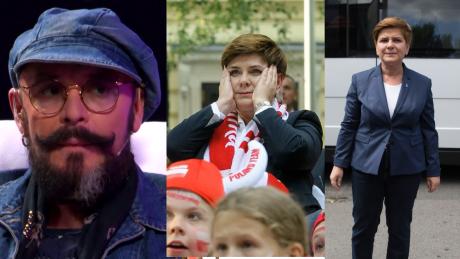 Tomasz Jacyków zapewnia Nie wejdę w sytuacje polityczne i religijne Nie ubiorę pani minister po co