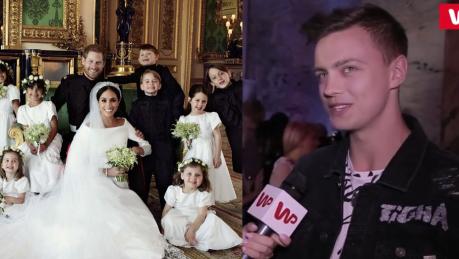 Jonkisz sceptycznie o royal wedding Nie jara mnie to Może to kwestia pokoleń