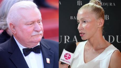 Patriotyczna Warnke Lech Wałęsa jest ikoną sprzeciwu Bardzo przeżywam to co się dzieje