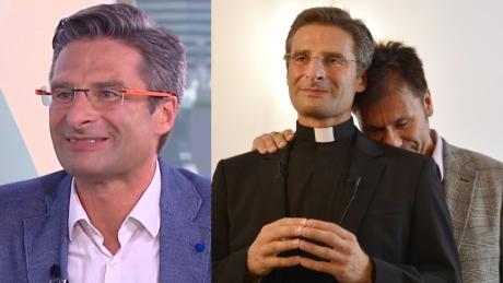Ksiądz gej Władza kościelna wysyła mnie na bezrobocie i zakazuje mówić Bycie gejem to temat tabu