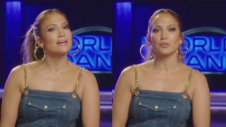 Jennifer Lopez promuje nowy program Polsatu Witam Polska