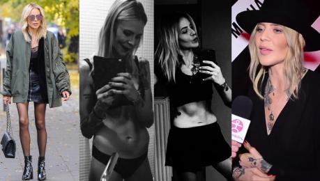 Sablewska zaprzecza pogłoskom o ANOREKSJI Dużo seksu dieta i trener