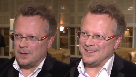 49 letni Szwedes Jestem bobasem Dopiero teraz wiem na czym polega życie