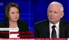 Jarosław Kaczyński w TVP Info To ja wymyśliłem 500 Dobrze liczę w pamięci