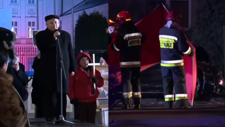 Kaczyński wspiera Szydło Jesteśmy z tobą Beato Po pobycie w szpitalu będziesz znowu z nami