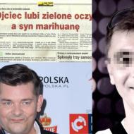 """Nowe fakty w sprawie syna Martyniuka: """"Jest królewiczem Białegostoku i jeździ Porsche. Ojciec kupił mu knajpę!"""""""