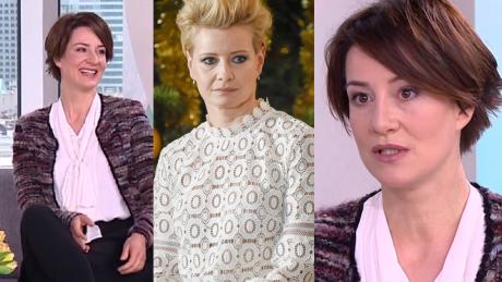 Maja Ostaszewska o nowym serialu Bardzo ważne było dla mnie kto będzie grał w tym serialu