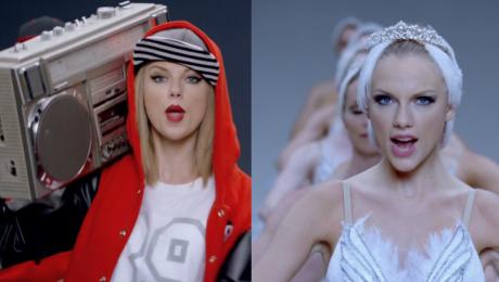 NOWY TELEDYSK Taylor Swift