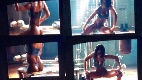 Kanye West pokazał na gali MTV teledysk do piosenki Fade