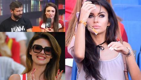 Miss Euro 2016 o Siwiec Chciałam zapytać czy zrobiłaby zdjęcie z nową miss ale uciekła
