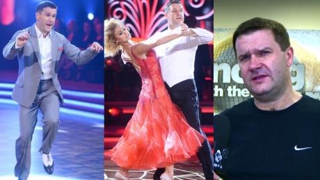 Finalista Tańca z gwiazdami Wzruszam się oglądając swoje występy Jakbym widział obcego człowieka