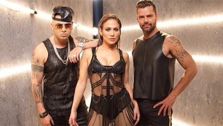 Jennifer Lopez i Ricky Martin nagrali singiel