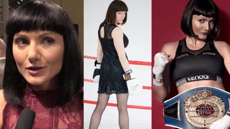 Mistrzyni Europy w boksie Chciałabym wystąpić w Tańcu z gwiazdami Dzwońcie