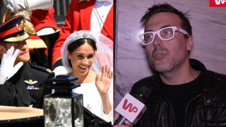 DJ Adamus krytykuje Meghan i księcia Harry'ego Ślub kosztował 50 milionów funtów SKROMNI NIE BYLI