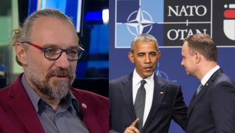 Kijowski Dziękuję prezydentowi Obamie za jego ważne słowa