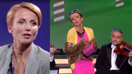 Zielińska planuje karierę muzyczną Może płyta przede mną