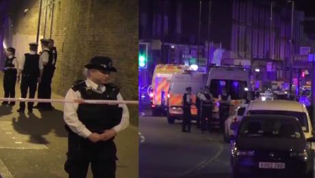 Świadek zamachu w Londynie Zobaczyliśmy leżących ludzi i karetki które zabierały rannych