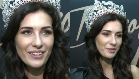 Mielnicka o Miss International Boję się wielu rzeczy bariery językowej i połamania szpilek