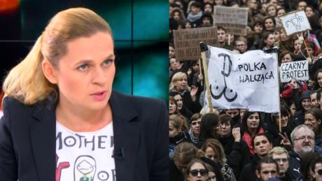Nowacka Gdyby nie Jarosław Kaczyński protesty kobiet nie byłyby tak liczne