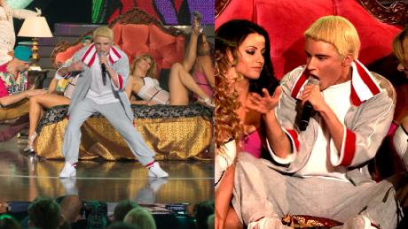 Eminem rapuje w Twoja Twarz Brzmi Znajomo Poznajecie