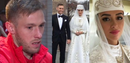 To nie koniec ślubów Rybusa Jedno wesele było w Rosji teraz drugie w Polsce