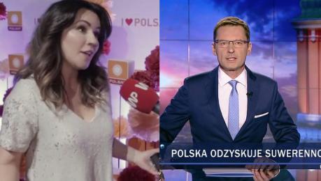 Tadla krytykuje TVP Odmienna kategoria mediów Ciężko ich nazwać dziennikarzami