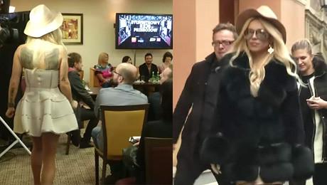 Doda SPÓŹNIA SIĘ na konferencję Polsatu