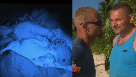 Seks na Wyspie przetrwania Ona ma wiele walorów fizycznych