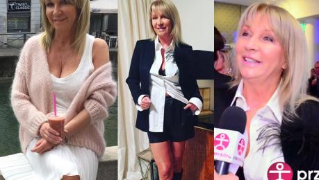 Bojarska Ferenc chwali się luksusem Od 20 lat ubieram się u Prady