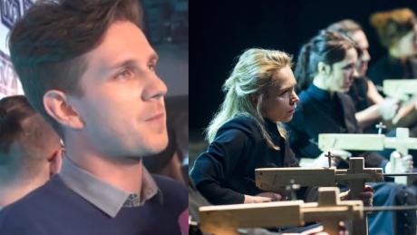 Królikowski o Klątwie Piętnowanie aktorów jest nie w porządku Aktorzy są od grania