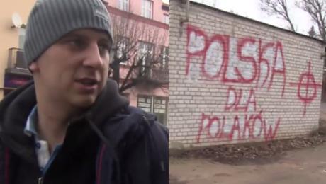 Rasistowski napad na Ukraińców w Kutnie Zabierają nam pracę Nikt nie chce żeby tu przybywali