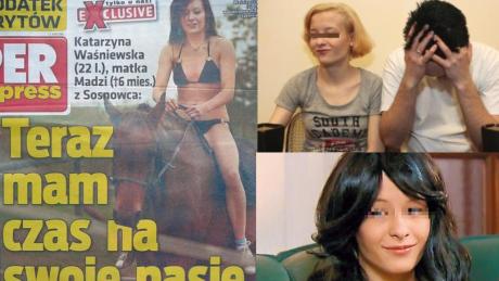 Powstanie film o matce Madzi z Sosnowca Oby nie robił go Patryk Vega Wieniawa zagra Katarzynę W