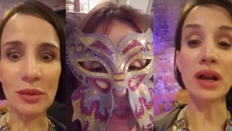 Kołakowska debiutuje jako vlogerka Wyśmiewa Mercedes i Maffashion