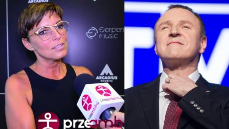 Felicjańska krytykuje TVP Media publicznie manipulują Mają świadomość że telewizja jest władzą