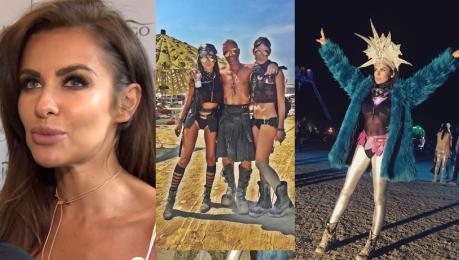 Siwiec o festiwalu Burning Man Czułam się tam jak w domu