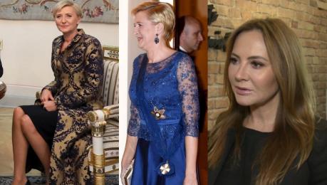 Polska projektantka zachwyca się Agatą Dudą Mamy szczęście Pięknie reprezentuje nasz kraj