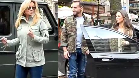 Rusin zachwyca się nowym samochodem Martyny Wojciechowskiej Przebiłaś nas