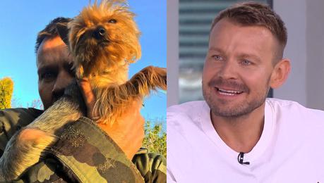 Woliński został psim ekspertem w TVN ie Super już można sklonować psa i mieć go forever