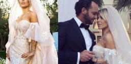 Doda NIE ZAROBI na ślubie Pokazała już sukienkę Okładki Vivy nie będzie
