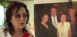 Żona hollywoodzkiego aktora wspomina Marię Kaczyńską Poznałam ją w Los Angeles Pół roku później nie żyła