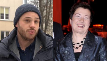 Śpiewak o 2 5 miliona łapówki dla władz Warszawy Kroki prawne Gronkiewicz Waltz budziły wątpliwości
