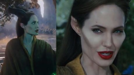 Jest trzeci zwiastun Maleficent