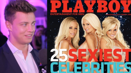 Jonkisz o Playboyu Nie śledzę tego magazynu Jestem dość młody