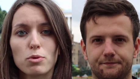 Młodzi Ukraińcy nagrali apel do Polaków Przebaczamy i prosimy o przebaczenie